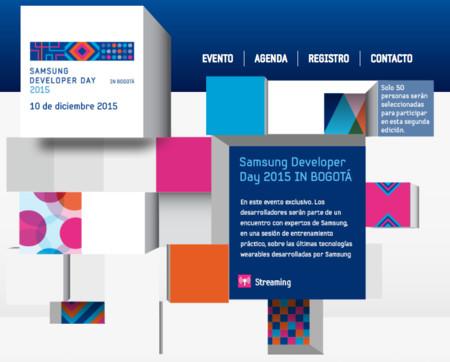 Si eres desarrollador, participa en la nueva edición del Samsung Developer Day en Bogotá
