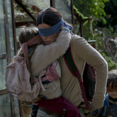 'A ciegas': el mayor éxito del cine de Netflix es un decepcionante cóctel de clichés postapocalípticos