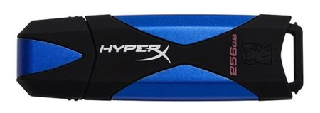 Kingston Data Traveler HyperX 3.0, el disco SSD con cuerpo de memoria USB