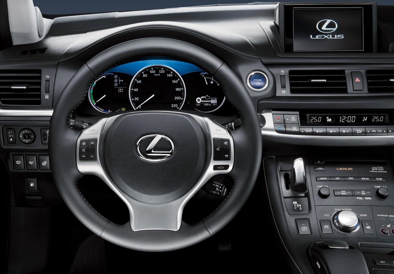 Foto de Lexus CT 200h (146/164)