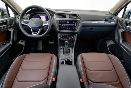 Volkswagen Tiguan 2022 Lanzamiento Mexico 13