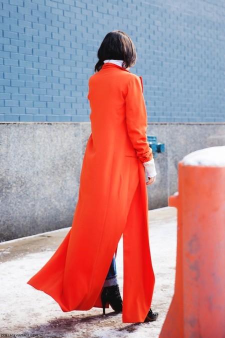 Tendencias Primavera-Verano 2014: ¡vuelve naranjito! Pero en versión fashion