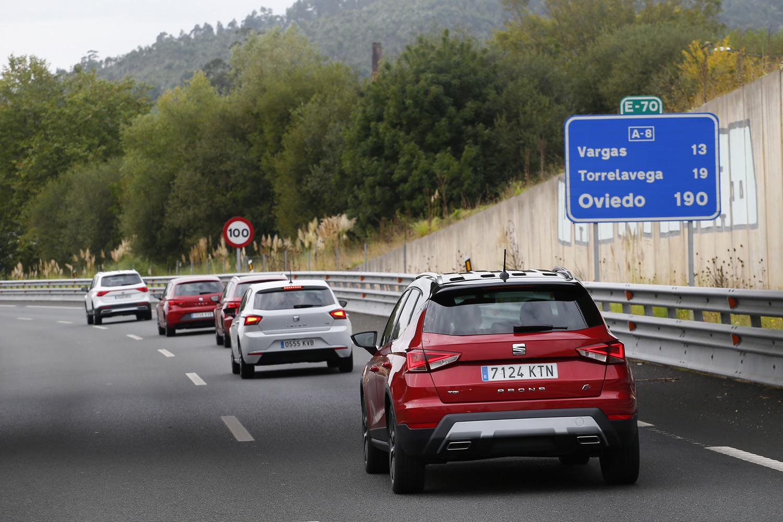 Foto de SEAT Ruta TGI (Bilbao-Santiago) (23/46)