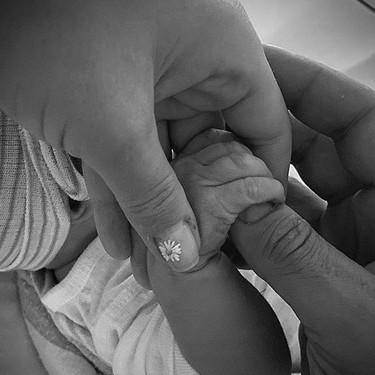 Katy Perry y Orlando Bloom anuncian el nacimiento de su hija, con mensaje solidario bajo el brazo
