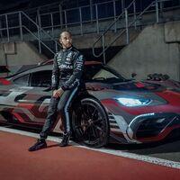 Hamilton pone a prueba el Mercedes-AMG Project One, el hypercar que traerá la Fórmula 1 a la calle en 2021