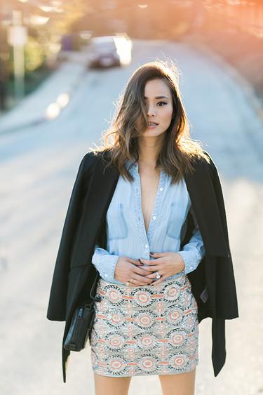 Jamie Chung, otra celebrity en el mundo blogger