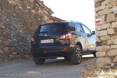 Nissan Qashqai 1.6 dCi 130 4x4 miniprueba 03