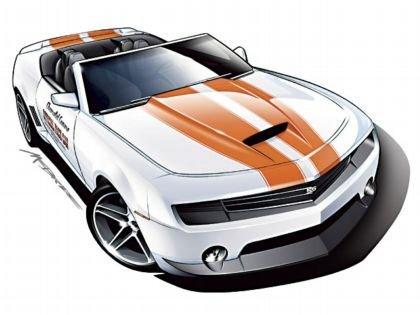 Así se hizo el Chevrolet Camaro Concept