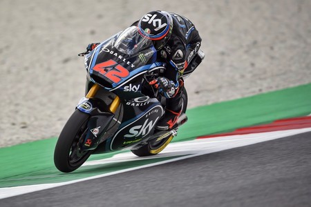 Pecco Bagnaia Moto2 Motogp Italia 2018