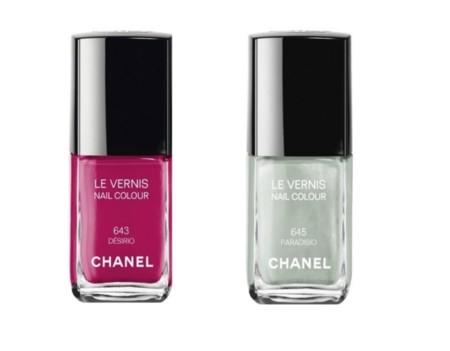 Esmaltes Rêverie Parisienne Collection de Chanel