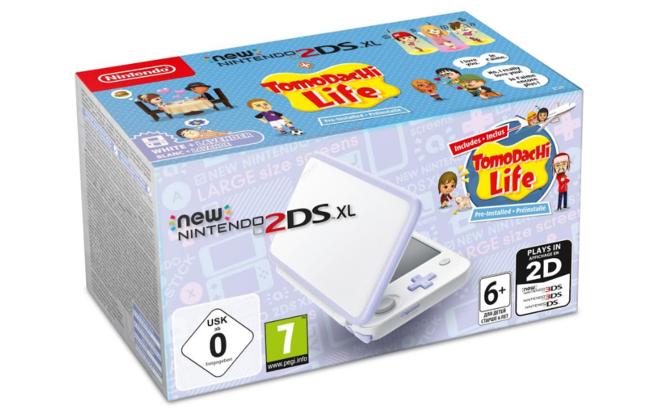 New Nintendo 2ds Xl Blanca