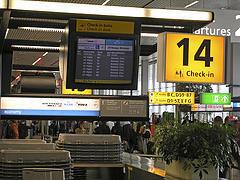 Nuevas medidas de seguridad en vuelos europeos