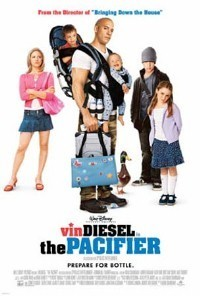 Vin Diesel: un canguro super duro