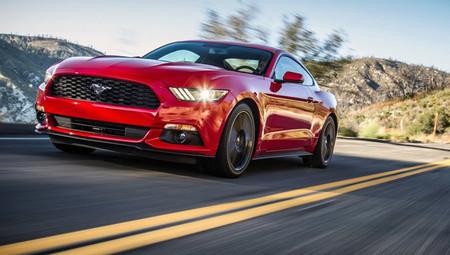 Ford llama a revisión 728 Mustang Ecoboost