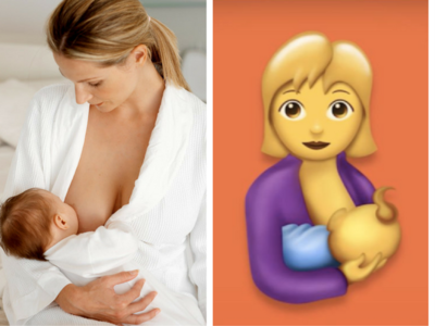 Por fin, este sería el nuevo emoji para las madres lactantes