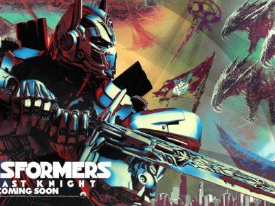 'Transformers: The Last Knight', teaser póster de la quinta entrega