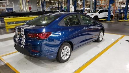 Inicia la fabricación del Chevrolet Onix en San Luis Potosí