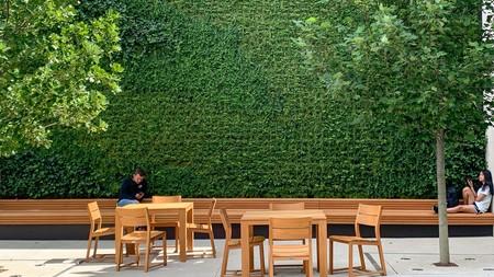 Apple Store Oxmoor muro