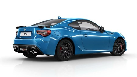 Toyota Gt86 Clubseries Blue Edition 2018 3