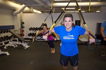 Novato con el TRX: los ocho ejercicios que te ayudan a ponerte en forma