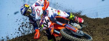 Desastre para Andrea Dovizioso: se ha roto la clavícula haciendo motocross y tendrá que pasar por el quirófano