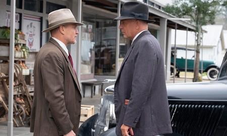'Emboscada final': el mito de Bonnie & Clyde replanteado de forma irritante e innecesaria en la nueva película de Netflix