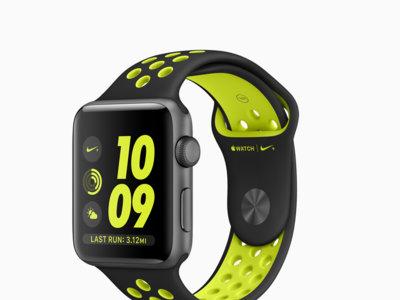 Confirmado y oficial: el Apple Watch Nike+ llega el 28 de octubre