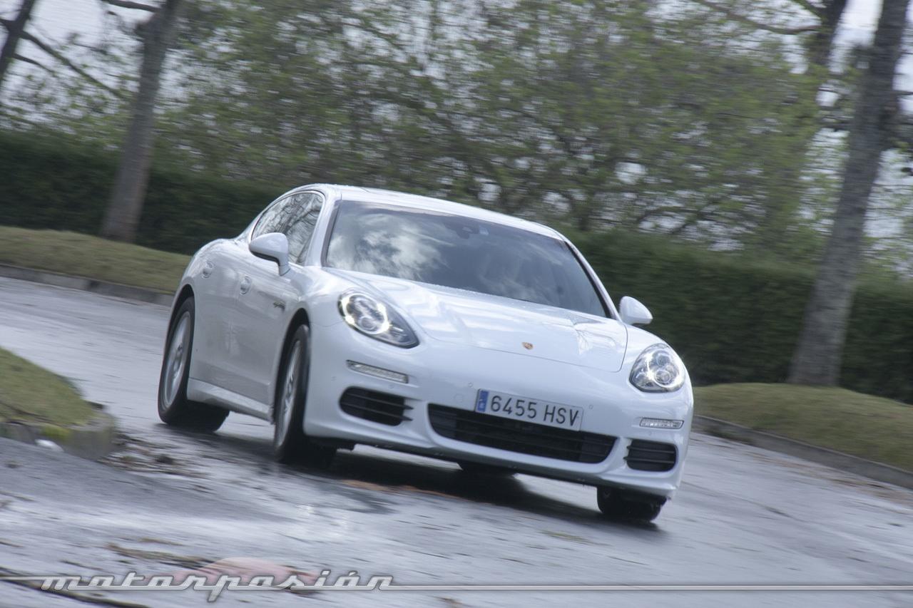 Foto de Porsche Panamera S E-Hybrid (prueba) (33/64)