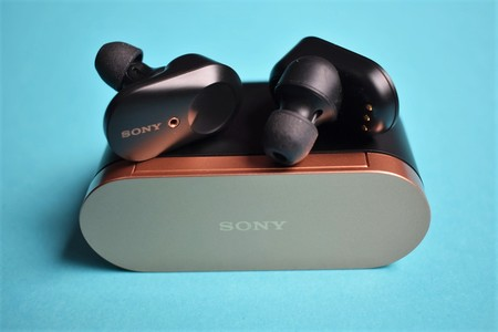 Sony Wf 1000xm3 Audifonos True Wireless Cancelacion Ruido Analisis Mexico 13