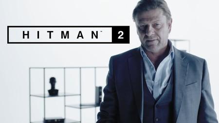 El primer objetivo escurridizo de Hitman 2 es... ¡Sean Bean!