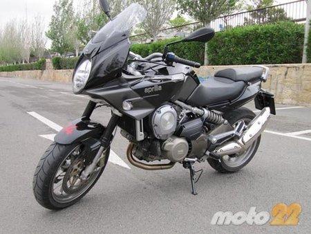 Aprilia Mana 850 GT ABS, toma de contacto de una gran moto 2/2