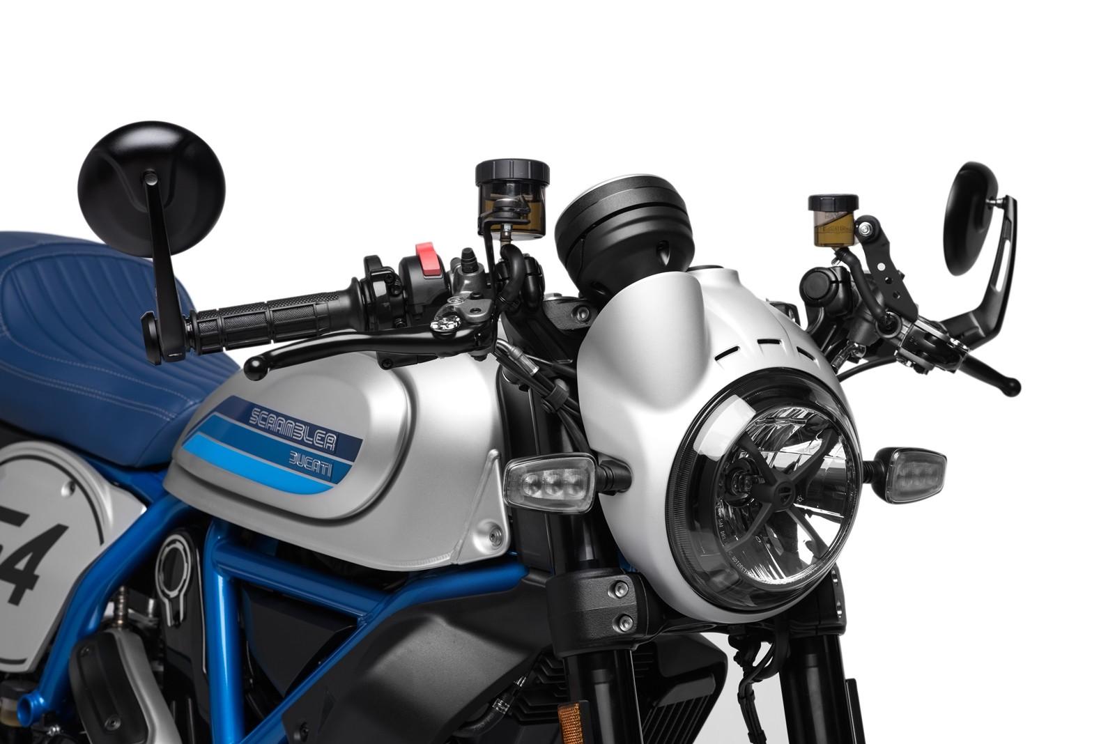 Foto de Ducati Scrambler Café Racer 2019 (7/31)