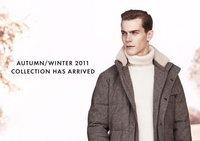 Tradición elegante en el catálogo de DAKS Otoño-Invierno 2011/2012