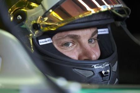 Nico Rosberg no quiere hablar sobre sus posibles futuros compañeros de equipo