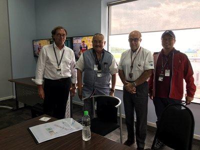 Ya tenemos la primera ecografía del nuevo circuito de Indonesia, otro hijo de Hermann Tilke