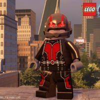 El pequeño pero matón Ant-Man  llega a LEGO Marvel Vengadores con un DLC gratuito