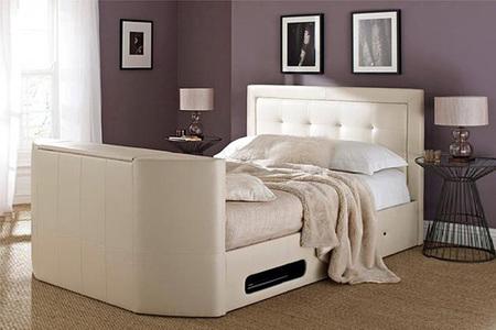 La cama que quiere tu Smart TV