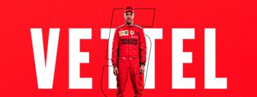 Oficial: Sebastian Vettel no seguirá con Ferrari para la siguiente temporada