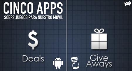 Cinco aplicaciones útiles sobre juegos para nuestro móvil