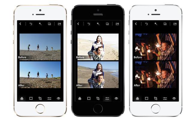 Adobe Photoshop Express para iOS se actualiza y añade nuevos filtros