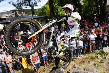 Adam Raga Trial Belgica 2016