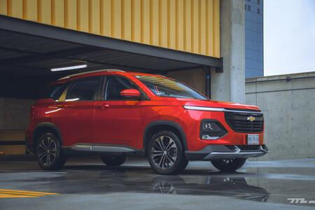 Chevrolet Captiva Prueba De Manejo Mexico Opiniones Resena Fotos 18