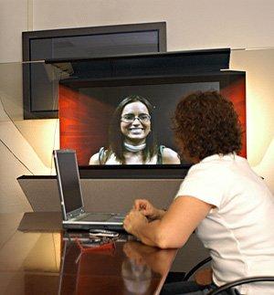 Videoconferencia en 3D