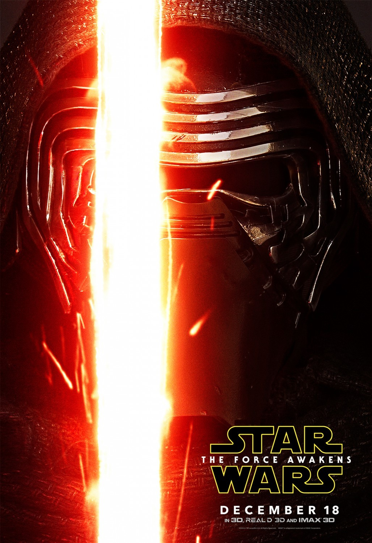 Foto de 'Star Wars: El despertar de la fuerza', todos los carteles del Episodio VII (7/18)