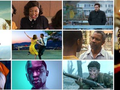 Encuesta de la semana: Oscars 2017