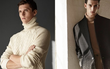 Zara Tejido Depunto Knitwear Trendencias Hombre Fall Winter 2016