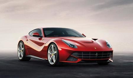 F12berlinetta, el GT más rápido de la historia de Ferrari anunciado online