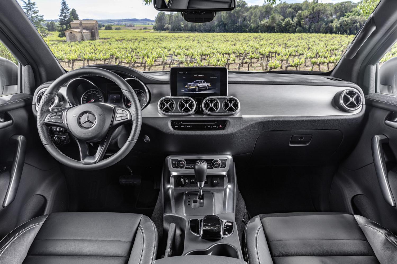 Foto de Mercedes-Benz Clase X Power (8/44)
