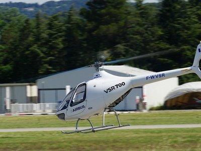 El helicóptero autónomo de Airbus ha superado exitosamente sus primeras pruebas de vuelo