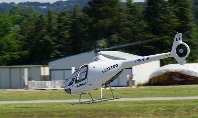 Helicoptero Autonomo Airbus Primeros Vuelos